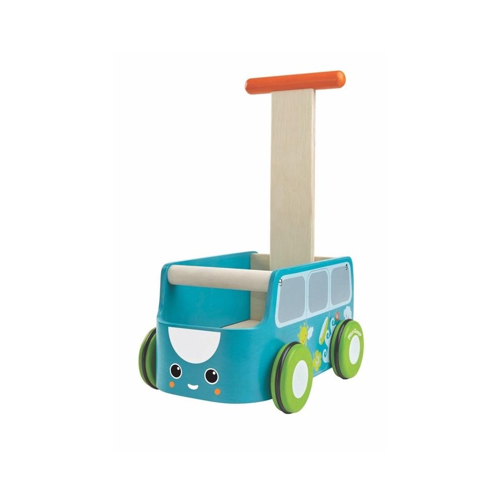 Van walker bleu