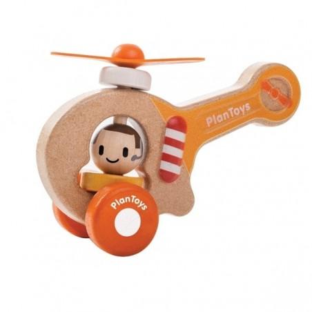 Mon 1er hélicoptère