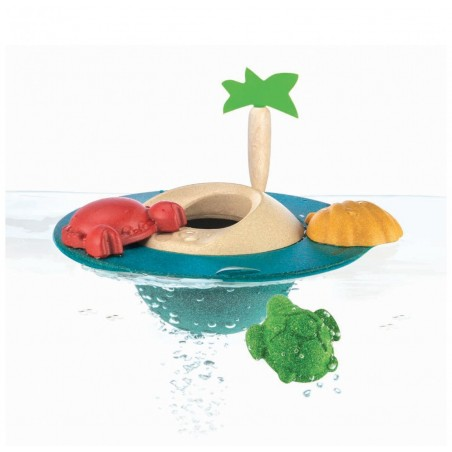 L'ile flottante