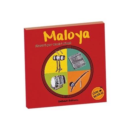 livre Maloya