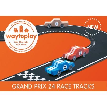 Grand Prix 24 pièces