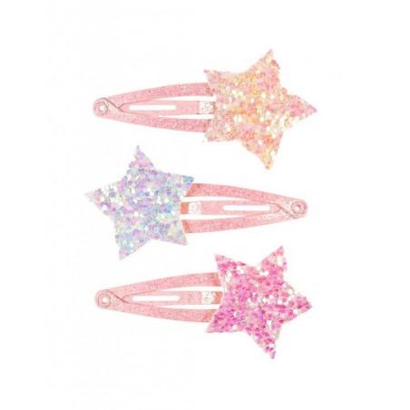 Barettes Lyse glitter