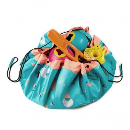 Tapis et sac de rangement outdoor PLAY