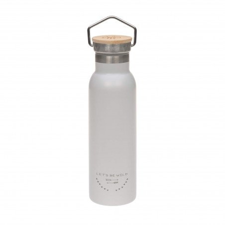Gourde isotherme Adventure Gris