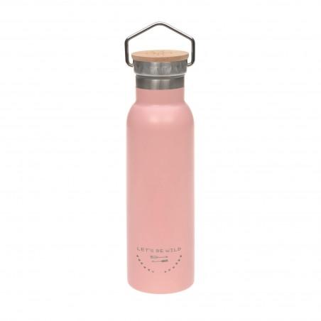 Gourde isotherme Adventure Rose
