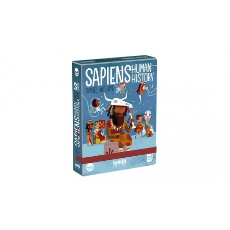 Jeu de carte - Sapiens, Human History
