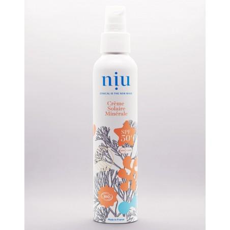 Crème solaire NIU - SPF50+ (100 ml)