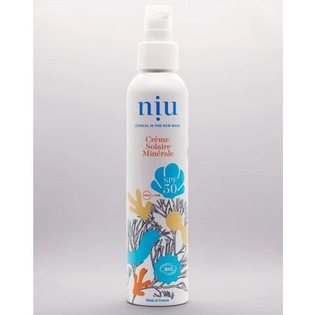 Crème solaire NIU - SPF50 (100 ml)