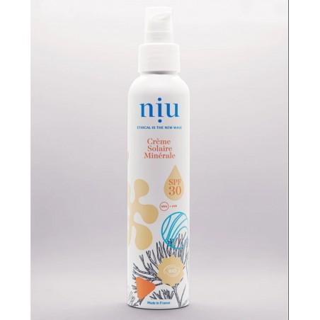Crème solaire NIU - SPF30 (100 ml)