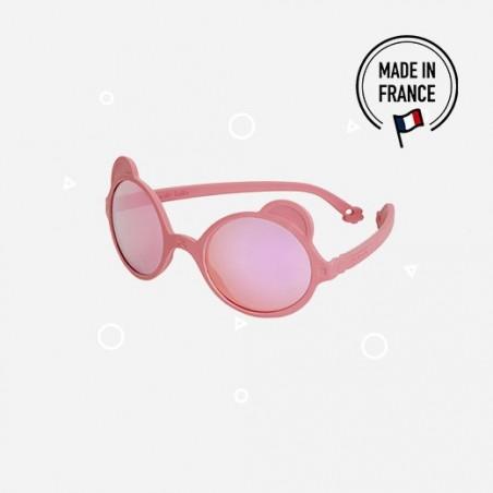 Lunette de soleil enfants - OurS'on antik pink - Ki ET LA