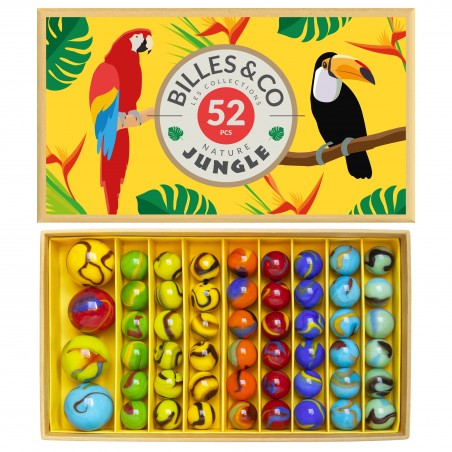 Box de billes Jungle 2