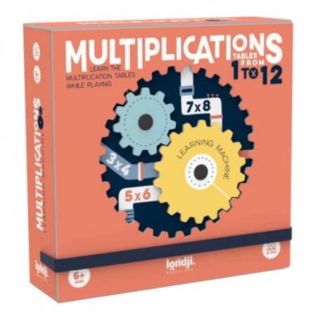 Learn and Fun - Multiplications